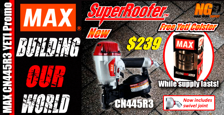 MAX Colster Promotion