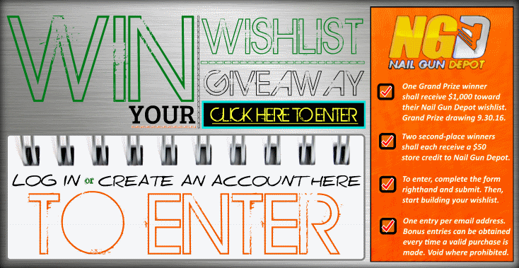 Win Your Wishlist Giveaway
