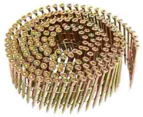 Scrail Fasteners - 15 Degree Wire Coil