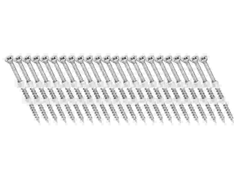 20 Degree Plastic Strip Scrails