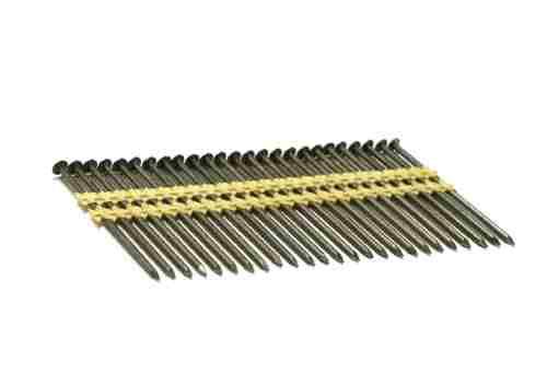 Framing Nails - 21 Degree Round Head Plastic Strip