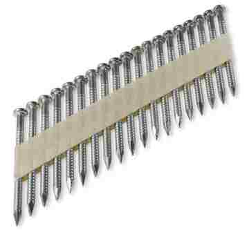 Joist Hanger Nails - 31 Degree Paper Tape Stainless Steel Hanger Nails