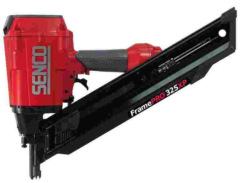 Clipped Head Paper Tape Framing Nailers - 33 Degree