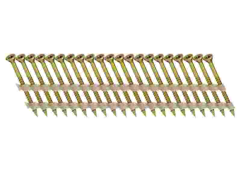 33 Degree Plastic Strip Scrails