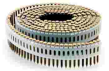 Coil Nails - CI Series Plastic Collated 90 Degree