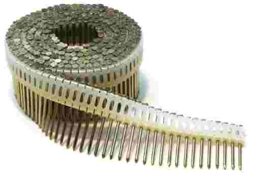 Coil Nails - CL Series Plastic Collated 90 Degree