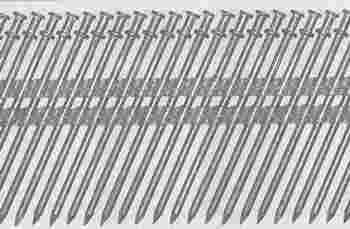 Duplex Nails - SD Series Round Head Plastic Strip 22 Degree