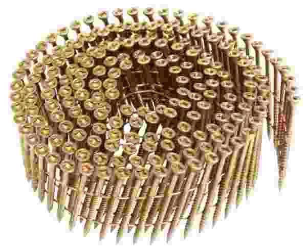 Fasco Scrails - 15 Degree Wire Coil