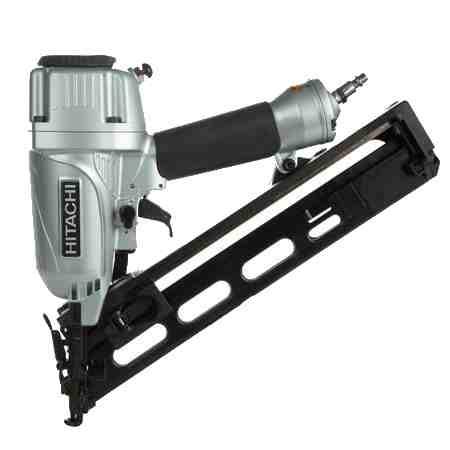 Hitachi Nail Gun - Framing Nailer, Finish, Roofing and Brad Nail Guns