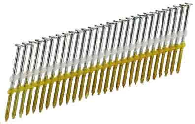 Framing Nails - SL Series 22 Degree Round Head Plastic Strip