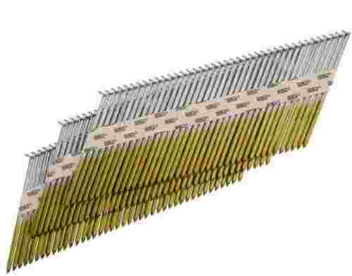34 Degree Paper Strip OFRH Framing Nails