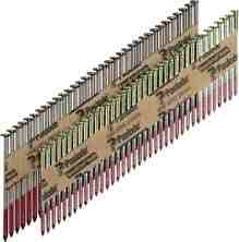 Framing Nails - Roundrive Paper Tape Strip