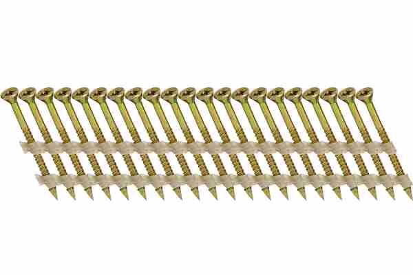 Scrail Fasteners - 33 Degree Plastic Strip