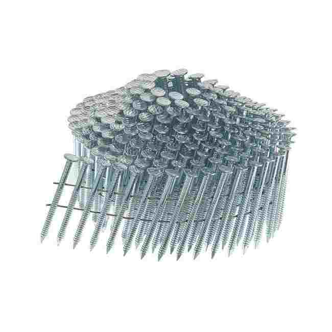 15 Degree Wire Coil Siding Nails