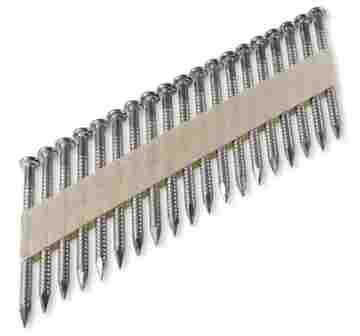 Metal Connector Nails - 31 Degree Paper Tape Stainless Steel Hanger Nails