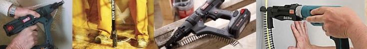 Nail Gun Depot Screw Guns