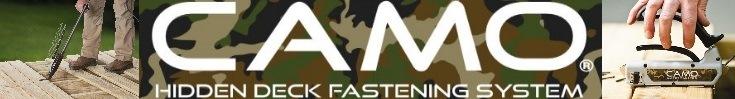 Nail Gun Depot Camo Fastening