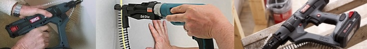Nail Gun Depot Drywall Applications
