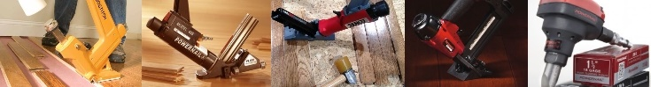 Nail Gun Depot Flooring Applications