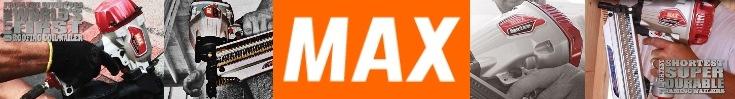 Nail Gun Depot MAX Tools