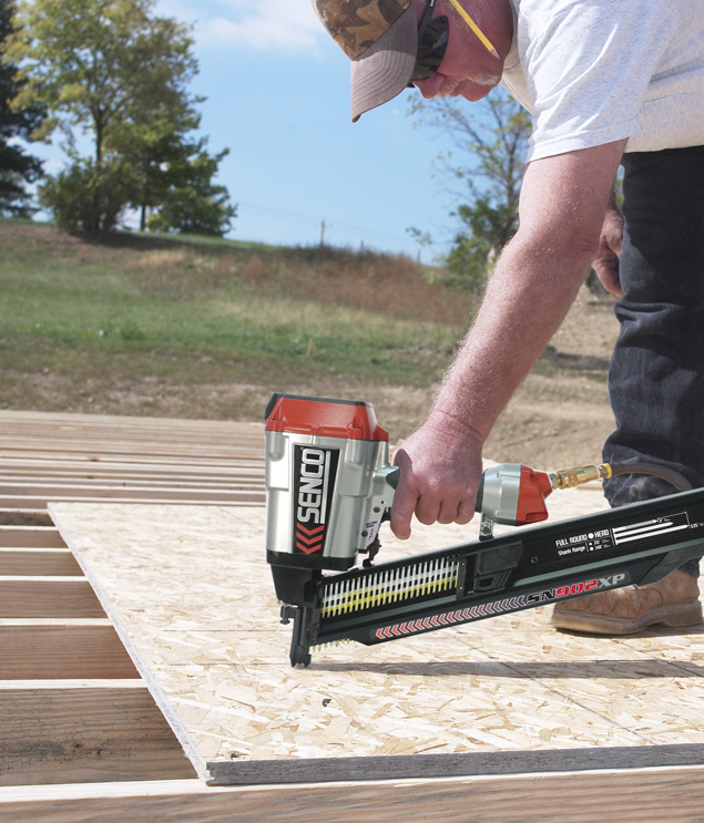 How To Avoid Destroying Your Pneumatic Nailer | Nail Gun Network