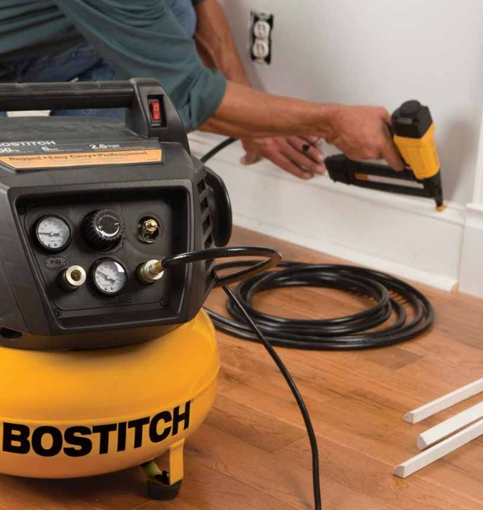 Bostitch Pneumatic Finish Nailer