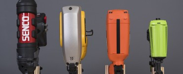 Grex GC1850 Cordless Brad Nailer Video Comparison