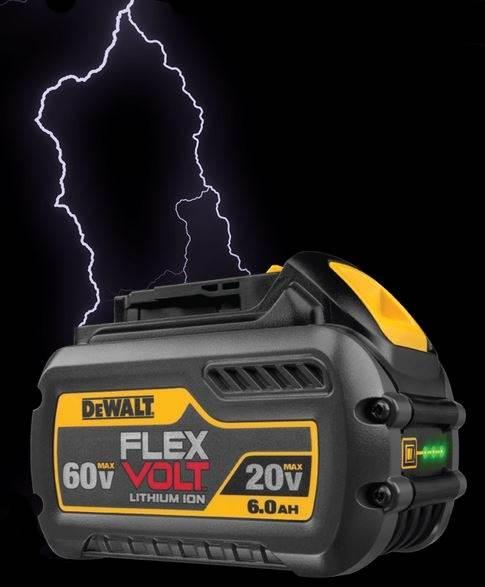 FlexVolt Lightning