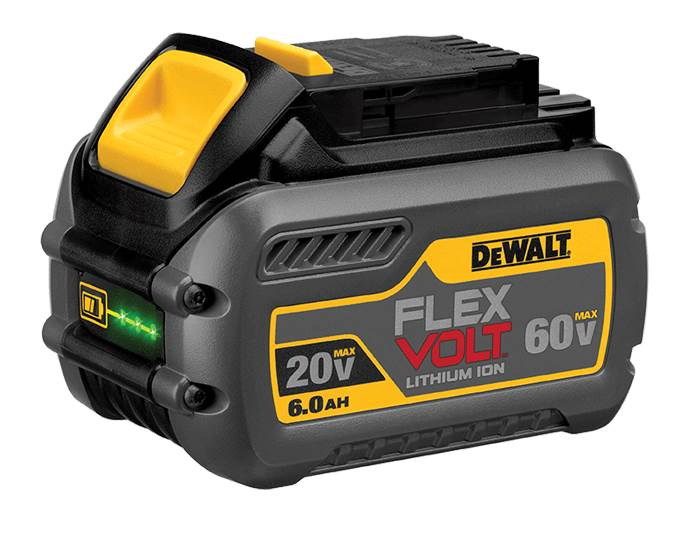 FLEXVOLT HD 6AH Battery