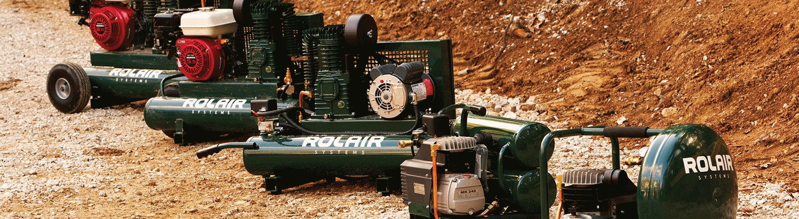RolAir Compressors Banner