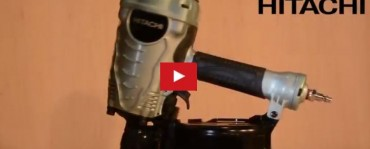 Video Spotlight: Hitachi NV90AG(S) Coil Framing Nailer