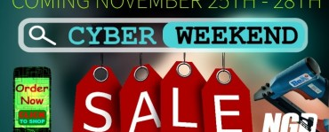 Cyber Weekend Early Bird Teaser - Preview Deals Now