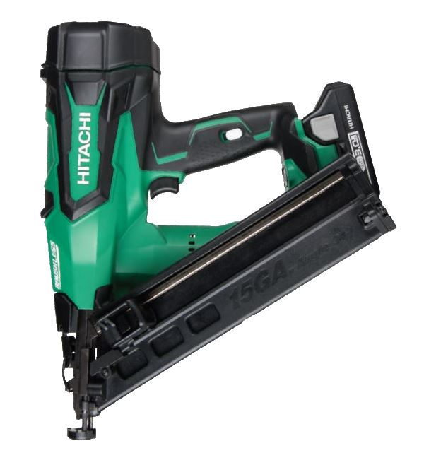 Hitachi NT1865DMA Angled Finish Nailer