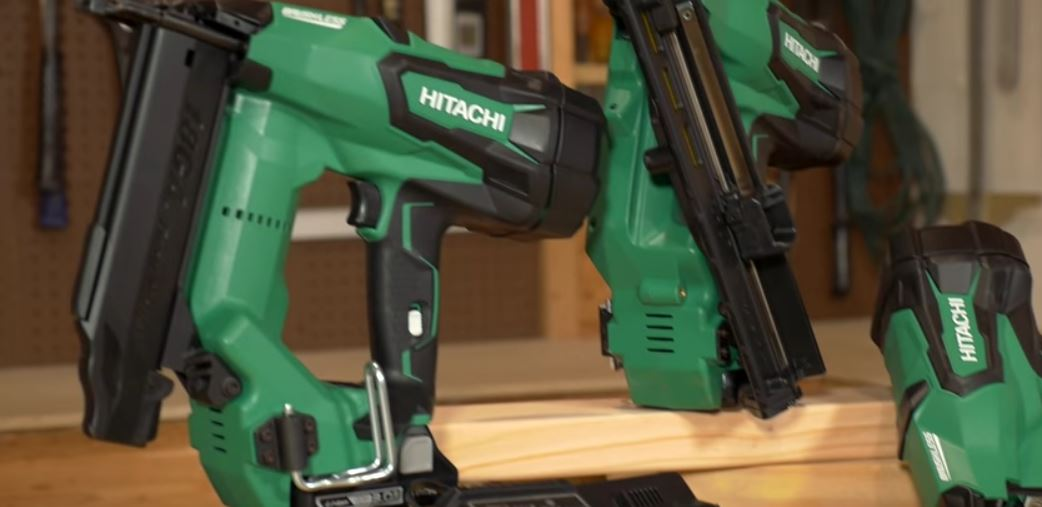 hitachi cordless finish nailers