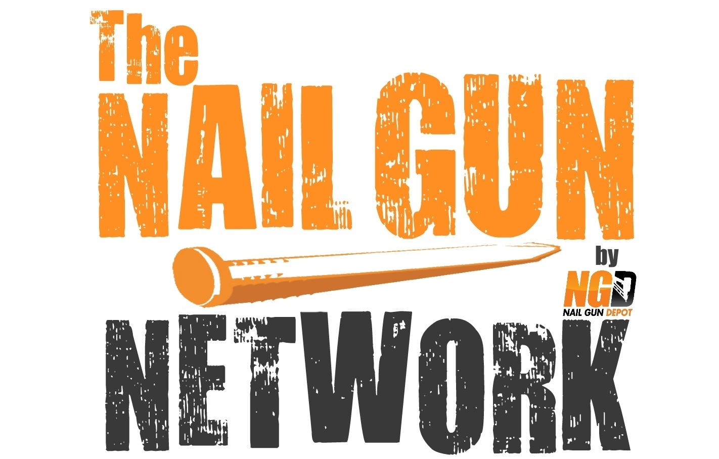 Nail Gun Network Official Logo