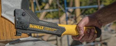 Dewalt Gets Slap Happy With New Lightweight Tacker