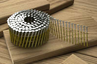 Fencing, Decking GALVANISED nails 4 inch or 5 inch Outside or indoor use