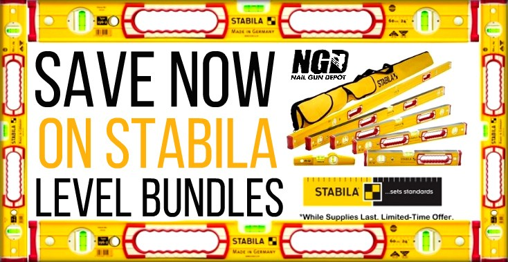 Stabila Level Bundles