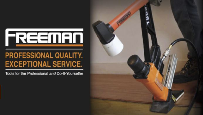 New From Freeman Tools Fencing Flooring Amp Framing Nail