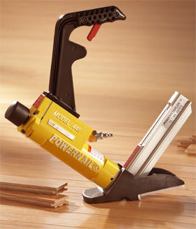 Powernail Hardwood Floor Stapler