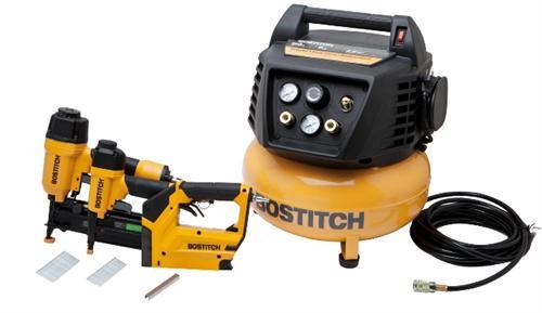Bostitch Finish & Trim Compressor Kit