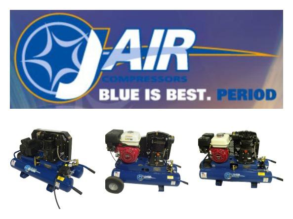 J-Air Compressors