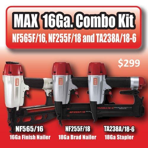MAX Combo Kit