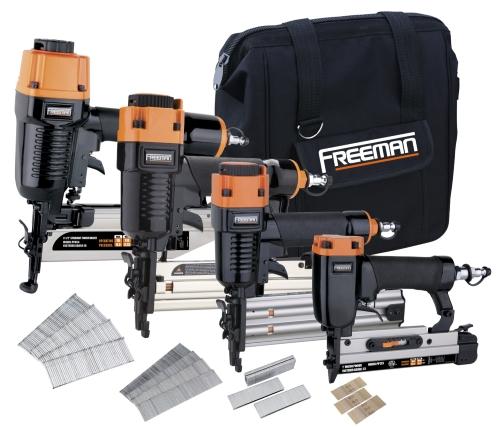 Freeman 4-Tool Kit