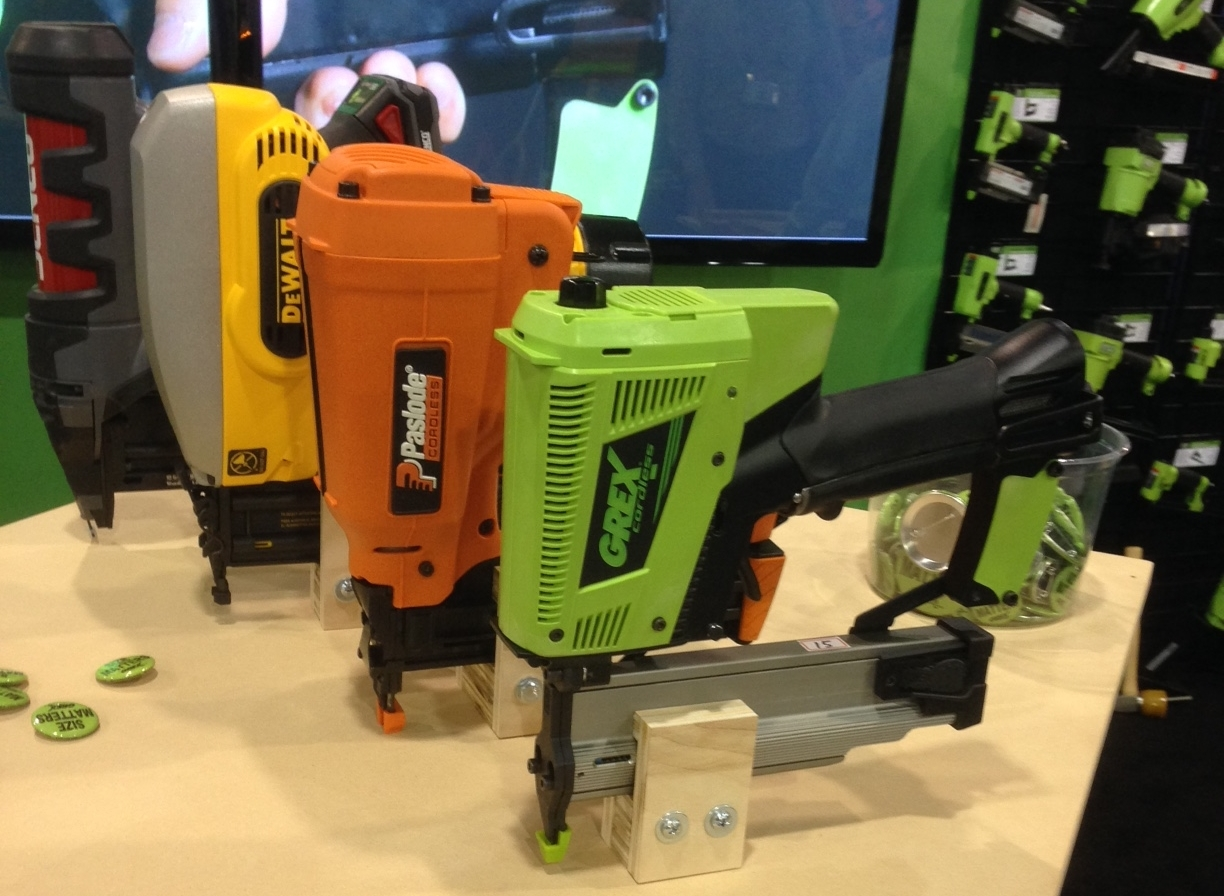 Everything You Need To Know About Cordless Nailers | Nail Gun Network