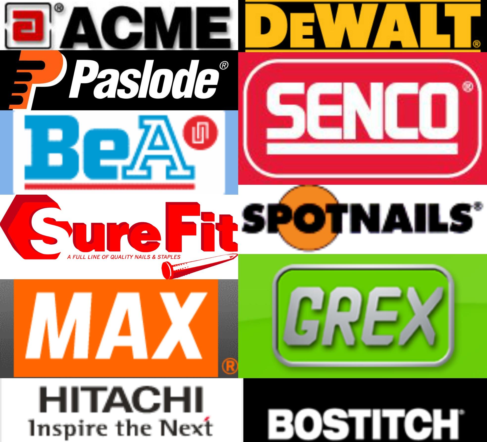 Nail Gun Depot Brands