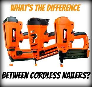 Cordless Nail Guns