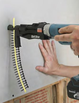 Quik Drive Drywall Attachment