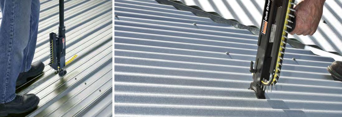 Quik Drive Metal Roofing Screw