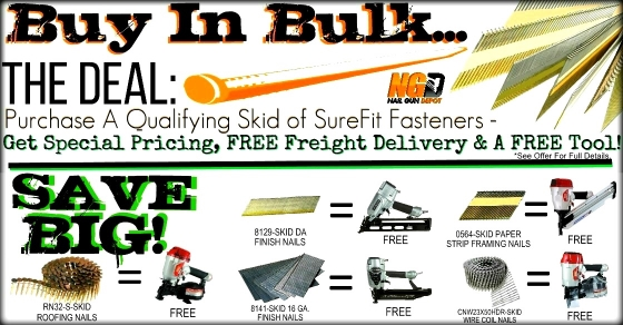 SureFit Nails By Skid